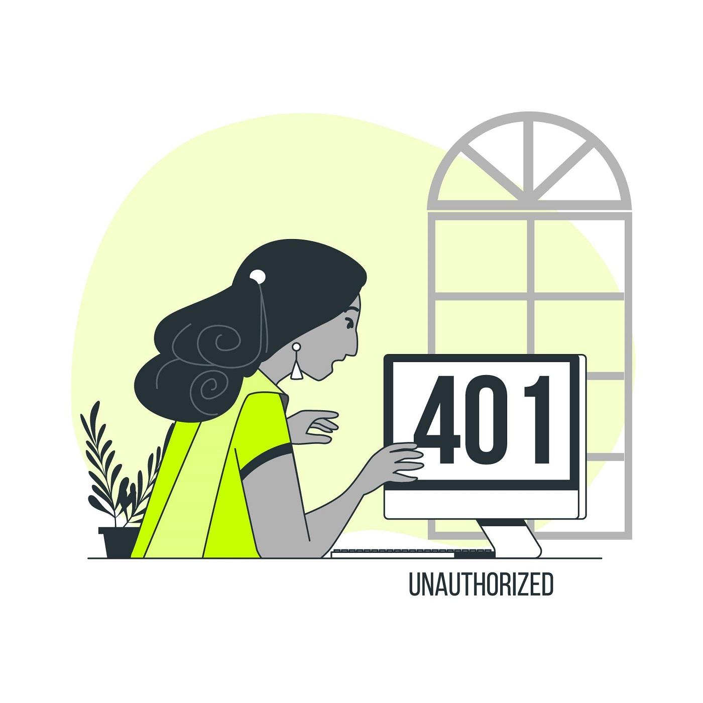 401-error